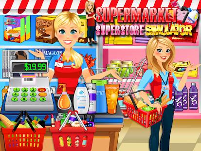 App Supermarket Grocery Superstore - Supermarket Games APK for Windows Phone