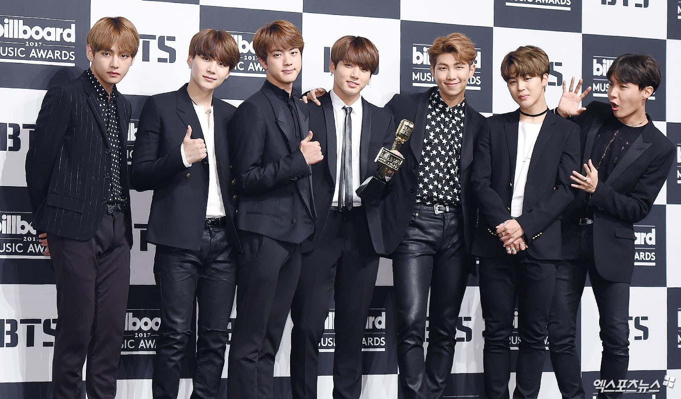 Image result for bts First K-Pop group to go gold ""