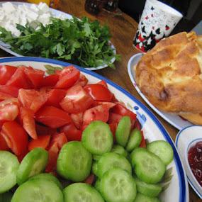by Chunghui Kuan - Food & Drink Cooking & Baking
