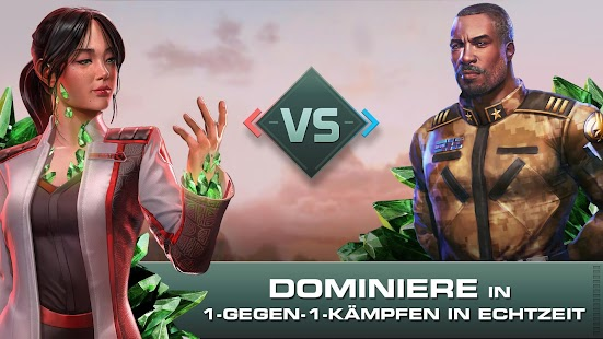Command & Conquer: Rivals Screenshot