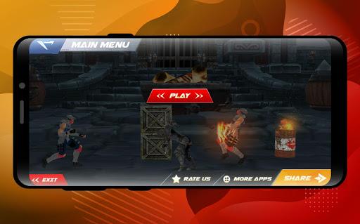 Télécharger Gratuit Ghost Fighter – Adventure Fighting Game mod apk screenshots 1