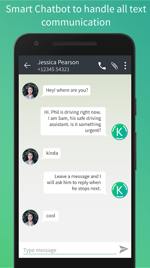 Kruzr - Safe Driving Assistant- screenshot