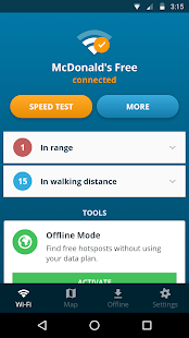 Avast Wi-Fi Finder- screenshot thumbnail