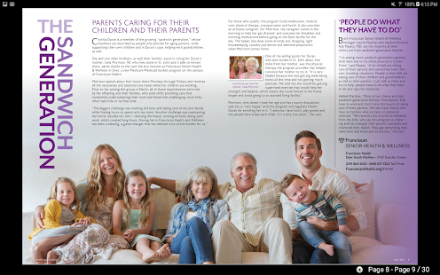 Franciscan Focus Magazine - náhled