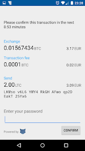 Coinomi Bitcoin Altcoin Wallet- screenshot thumbnail