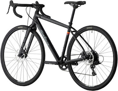 Salsa Journeyman Apex 1 700 Bike - 700c Black alternate image 0