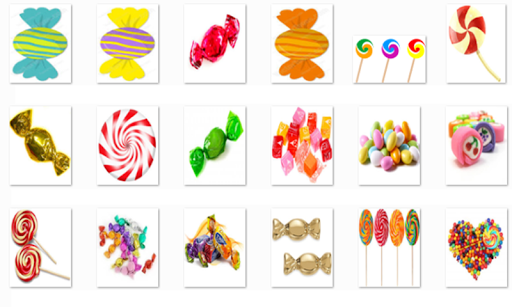 Top Sweets Candy Matching Game
