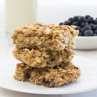 Healthy Baked Oatmeal Bars Recipes.