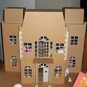 Cardboard Home Design icon