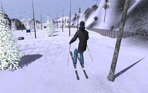 Skiing Adventure VR- screenshot thumbnail