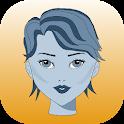 Migraine Headache Diary HeadApp Lite icon