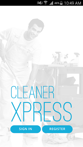 Cleaner on demand