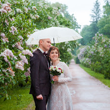 Wedding photographer Yuliya Borisova (juliasweetkadr). Photo of 08.06.2018