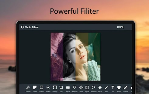 Photo Editor Pro – Filters, Sticker, Collage Maker Screenshot