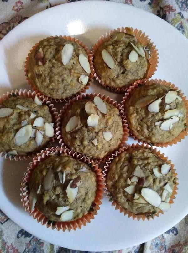 Banana Breakfast Muffins
