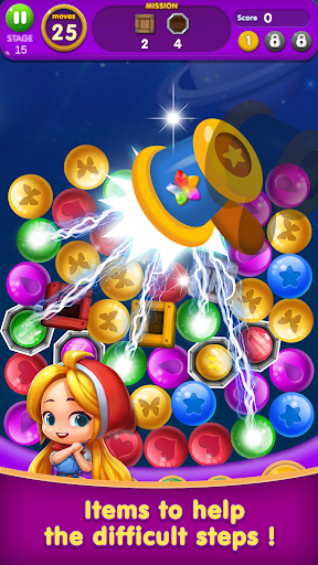 Jewel Stars-Link Puzzle Game apktram screenshots 4