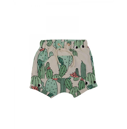 Dear Sophie Green Cactus Shorts