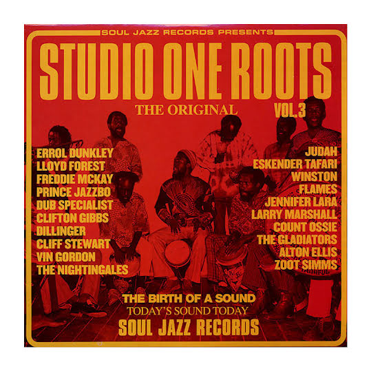 Studio One Roots 3 - Jazz Album