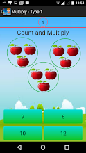 Kids Math learning by Deepglance screenshot thumbnail