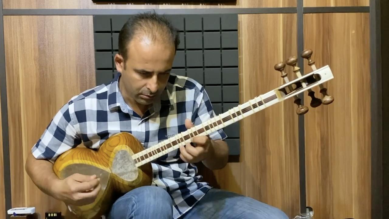 کاروان ابوالحسن صبا نیما فریدونی تار