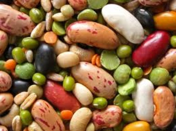 If you haven't given a thought to legumes such as beans, peas and soybeans,...