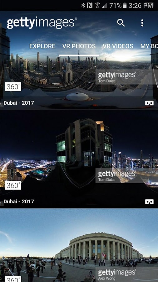 Getty Images- screenshot