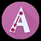 Write ABC - Learn Alphabets - AdFree icon