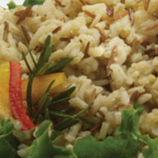 Lemon Dill Rice.