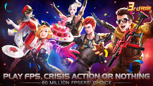 Crisis Action: 3rd Anniversary 3.0.4 13