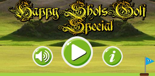 Happy Shots Golf Special captures d'écran