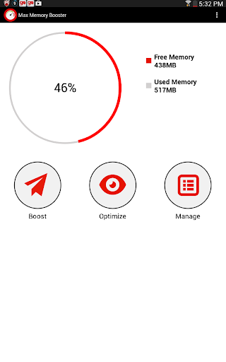 Max Memory Booster screenshot 7