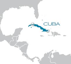 Photo: Internet satelital paraa Cuba
