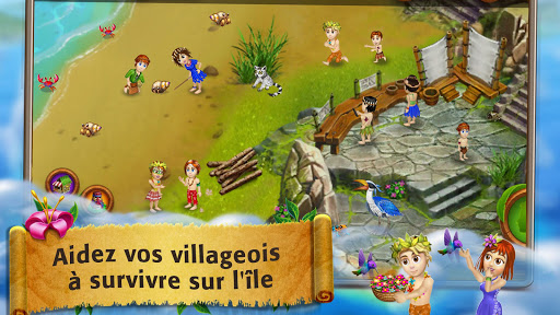 Virtual Villagers Origins 2  captures d'u00e9cran 2