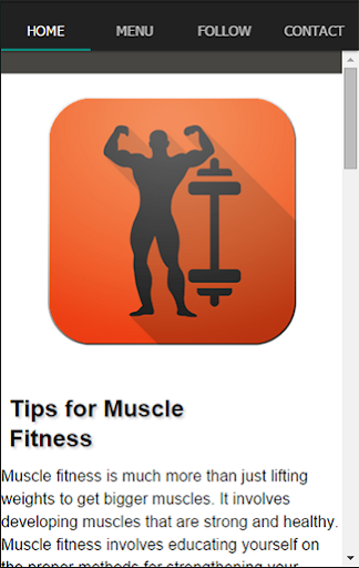 筋肉やフィットネス・ストレングス