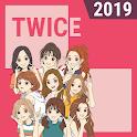 TWICE Piano Magic 2019 icon