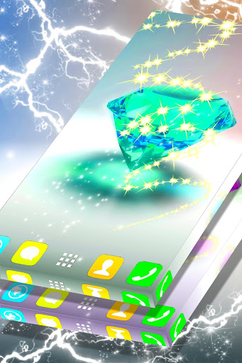 Download Diamond AMOLED Live Wallpaper on PC & Mac with ...