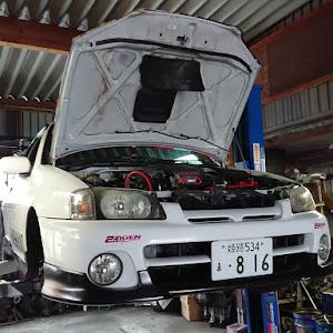 スターレット EP91 グランツァV  エクセレントパッケージ装着車 (H11年式)のカスタム事例画像 🍅TKM🌸さんの2018年06月23日16:09の投稿