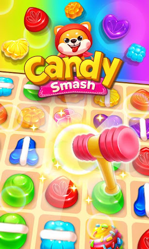 Candy Smash - 2020 Match 3 Puzzle Free Game screenshots 1