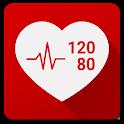 Cardio Journal — Blood Pressure Log icon