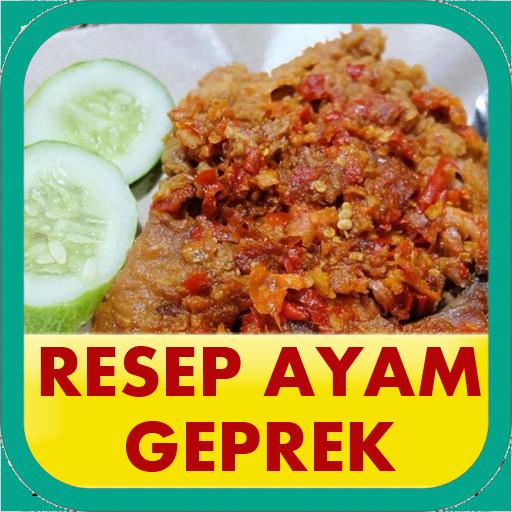 Resep Ayam Geprek Enak Apl Di Google Play