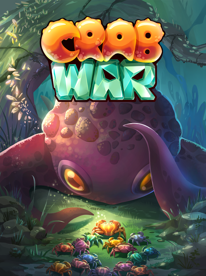 Crab War- screenshot