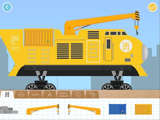 Labo Brick Train Build Game For Kids & Toodlers apkdebit screenshots 11