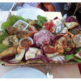 Hot Antipasto