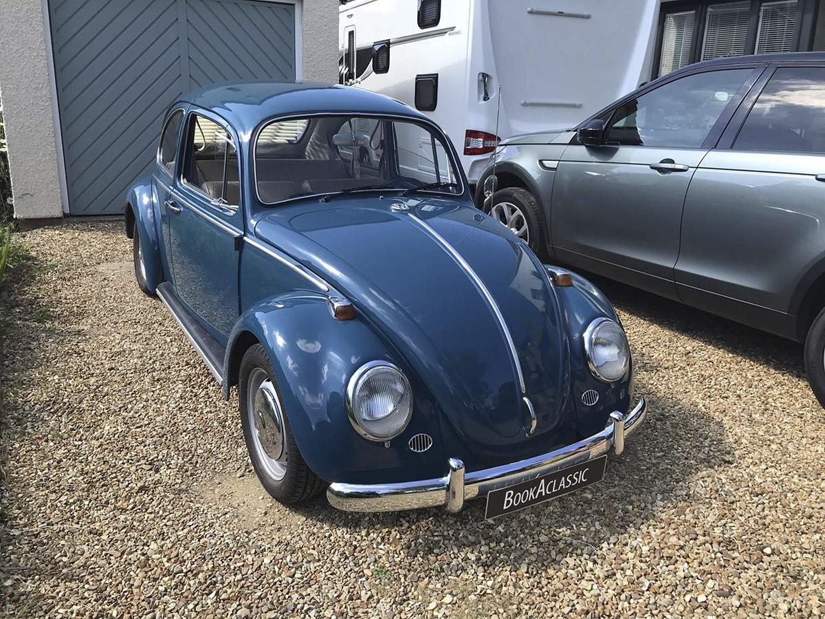 Volkswagen Beetle Hire East Molesey