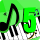 Scale Shuffle ABRSM Piano Scale Flashcards Grade 5 (app)