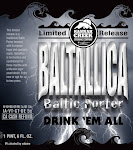 Kannah Creek Brewing Company Baltallica Baltic Porter