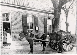 Photo: 1925 Uitspanning 'In den rustende Jager'