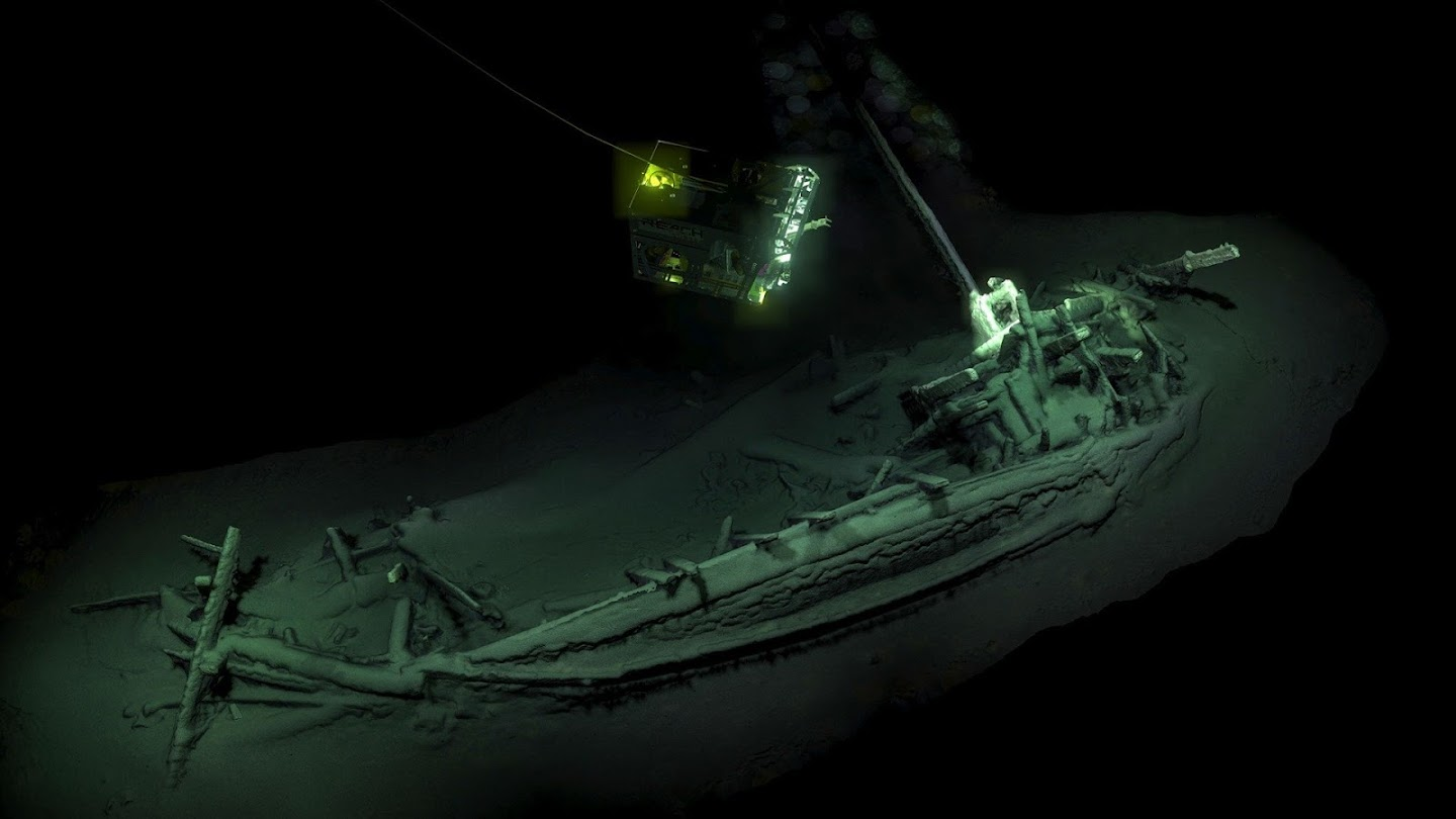 Watch Expedition: Black Sea Wrecks live