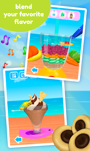 Smoothie Maker - Cooking Games apkpoly screenshots 4