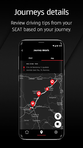 SEAT DriveApp  screenshots 5